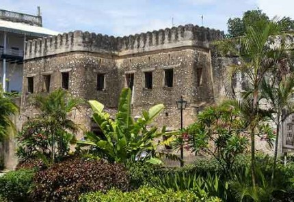 Historical Sites in Zanzibar